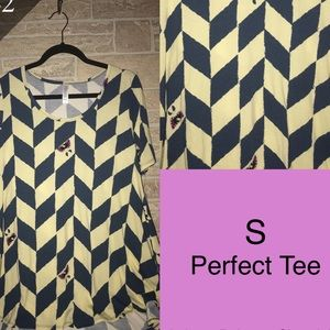 Lularoe small perfect T Disney new